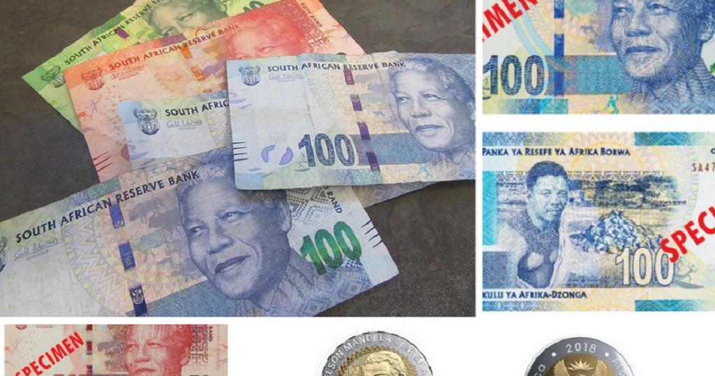 Afrique du Sud : des billets et des pièces pour le centenaire de la naissance de Mandela