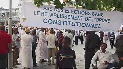 Comores : l'opposition manifeste contre le référundum constitutionnel