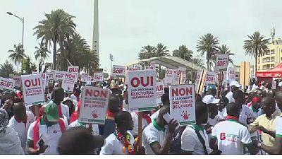 """Sénégal : marche contre """"les dérives du pouvoir"""""""