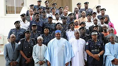 Gambia hands presidential security to police, first time in 37 years