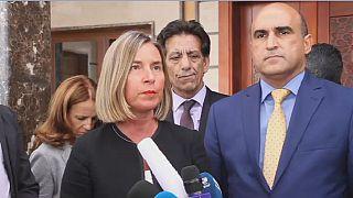 Mogherini, la cheffe de la diplomatie européenne à Tripoli pour parler coopération UE-Libye