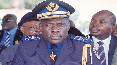 RDC : John Numbi, sous sanctions internationales, nommé à la tête de l'armée