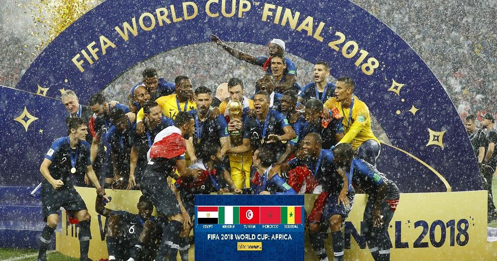 f6b6188ec France crowned 2018 FIFA World Cup champions