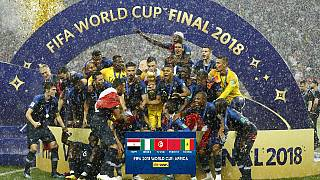 France crowned 2018 FIFA World Cup champions, beating Croatia 4 - 2