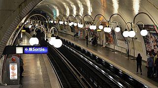France : des stations de métro rebaptisées en l'honneur des Bleus