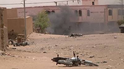 Gunmen kill 14 civilians in northeastern Mali