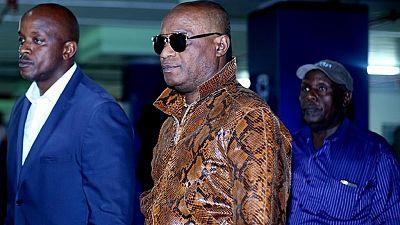 Koffi Olomide de nouveau interdit d'entrer en Zambie