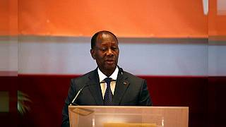 Ivorian president Ouattara launches new political coalition as presidential vote looms