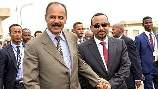 Le président érythréen débute une visite historique en Ethiopie [No Comment]