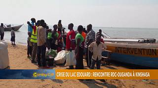 Crise du lac Edouard : rencontreRDC-ouganda à Kinshasa [The Morning Call]