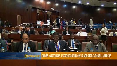 Equatorial Guinea's opposition and the govt granted amnesty [The Morning Call]