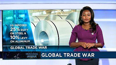 Les pays africains paient le prix de la guerre commerciale mondiale actuelle [Business Africa]