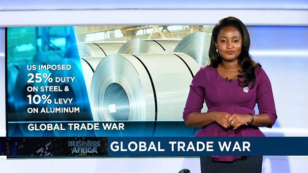 African countries pay the price for the current global trade war [Business Africa]