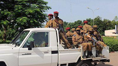 Lutte contre le terrorisme : 60 suspects arrêtés au nord du Burkina
