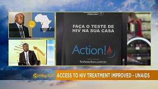 UN warns of complacency in fight against AIDS [The Morning Call]