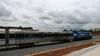 Light rail opens in Abuja