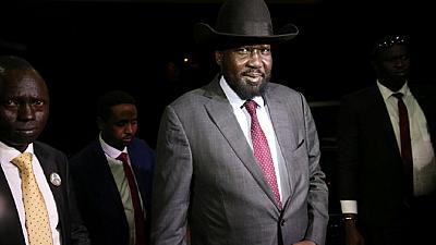 South Sudan: Kiir ready to form inclusive gov't with five vice presidents