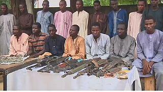 Nigeria : arrestation de 8 djihadistes présumés liés à l'enlèvement des filles de Chibok