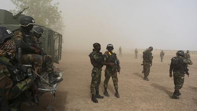 Cameroon arrests four soldiers in connection with execution of women and children
