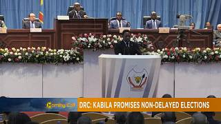DRC's president stays mum on political future [The Morning Call]