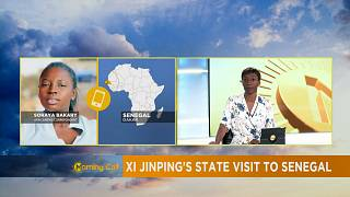 Xi Jinping au Sénégal les 21 et 22 juillet [The Morning Call]