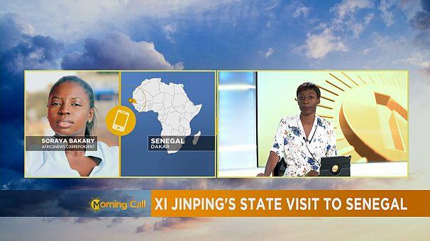 Xi Jinping au Sénégal les 21 et 22 juillet [The Morning Call]