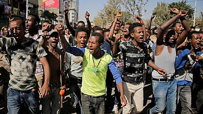 Ethiopia grants amnesty to recently freed political prisoners