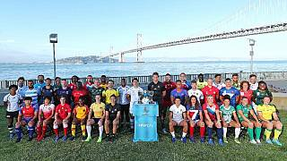 Final squads confirmed ahead of RWC Sevens kick-off