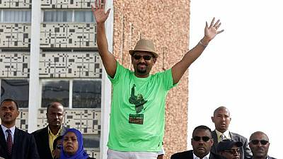 Photos: Ethiopia PM Abiy Ahmed's 100 days in charge