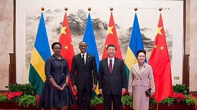 Rwandan president Paul Kagame looks forward to Xi's visit