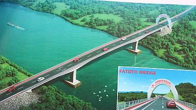 Gambia plans to construct 2 key bridges with Chinese expertise