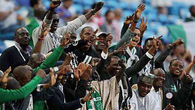 Gov't rescues stranded Nigerians in Russia following World Cup trip