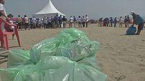 Centenaire de Mandela : 67 minutes de charité en Algérie
