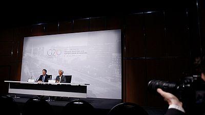 L'endettement africain s'invite à la rencontre des ministres des Finances du G20