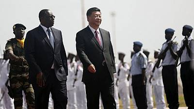 Chinese President Xi starts Africa trip in Senegal