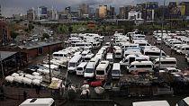 Afrique du Sud : onze chauffeurs de taxi abattus à leur retour des funérailles