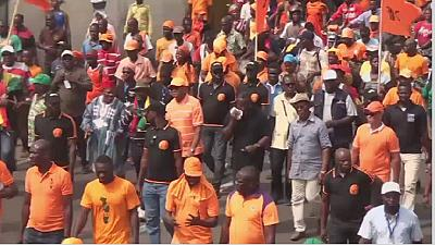 Togo : des manifestations de rue interdites jusqu'au 1er août