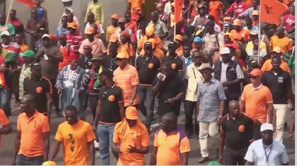 TOGO : des manifestaions de rue interdites jusqu'au 1er août