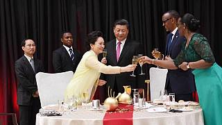 'China relates to Africa as an equal' - Paul Kagame