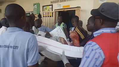 Nigeria: Eight killed in suicide attack on mosque