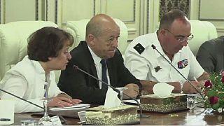 Jean-Yves Le Drian en Libye pour soutenir les élections de décembre 2018