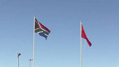 High expectations in South Africa as Xi begins state visit