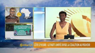 Ivorian president's ruling coalition party in disarray [The Morning Call]