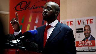 Elections au Zimbabwe : une manifestation de l'opposition interdite par la police