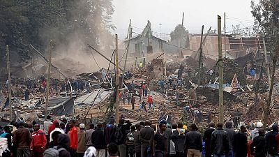 Kenya : des maisons détruites pour désengorger le trafic routier