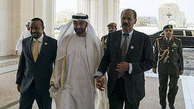 UAE supports peace agreement between Ethiopia and Eritrea