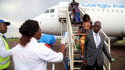 Ebola : la RDC déclare la fin de l'épidémie