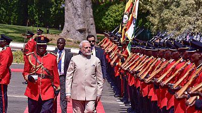 From India with love: PM Modi's goodies to Rwanda and Uganda