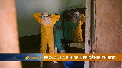 La RDC annonce la fin de l'épidémie d'Ebola, mais le risque subsiste [The Morning Call]