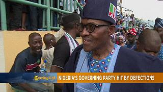 Nigeria's Buhari wishes defectors very best; could his re-election be affected? [The Morning Call]